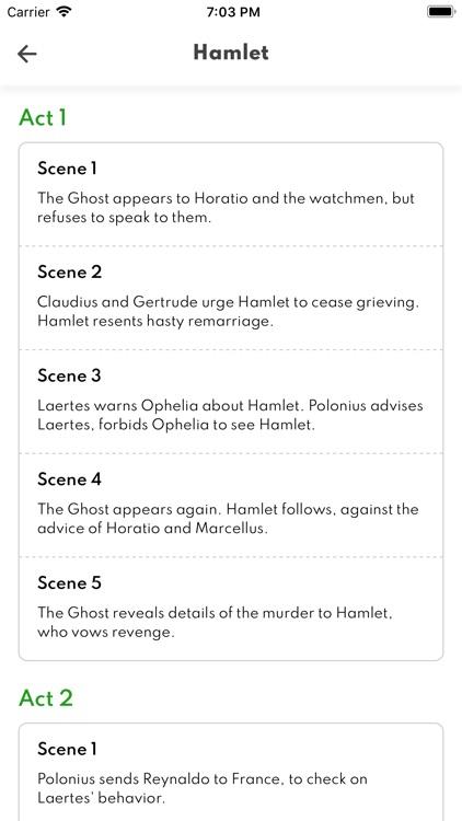 Hamlet Full Audio screenshot-4