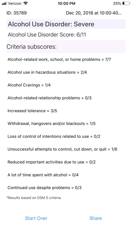 My Alcohol Use (Assessment) screenshot-6