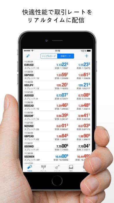 MetaTrader 5 - 外国為替、株式 ScreenShot0