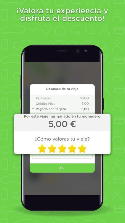 Mico (Micocar) Taxi Discounts screenshot-4