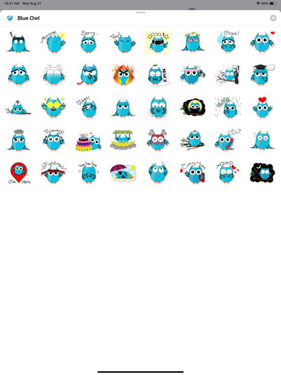 Blue - Owl screenshot 4