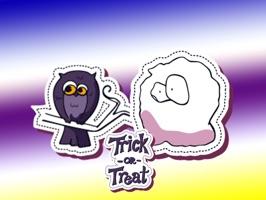 TrickAndTreatHalloweenStck