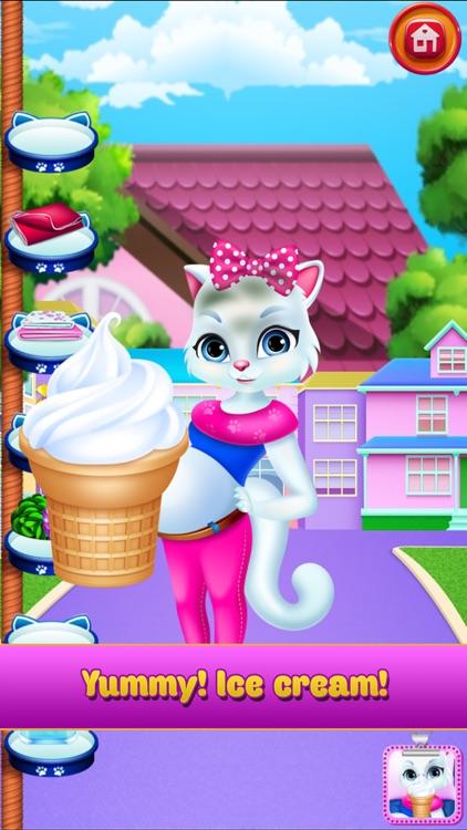 New Baby Kitten Cat Care screenshot-5