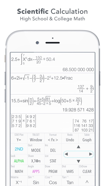 Graphing Calculator X84