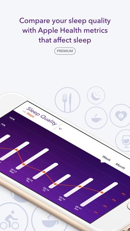 Pillow Automatic Sleep Tracker screenshot-6