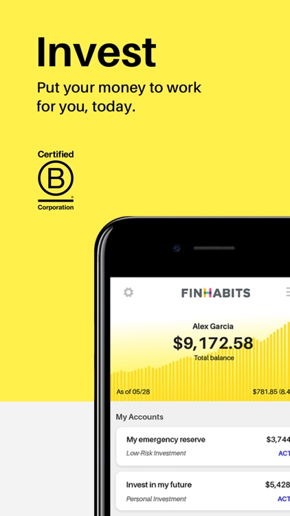 Finhabits: Save and Invest Now