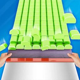 Soap Cutting Cube Ramp! ASMR