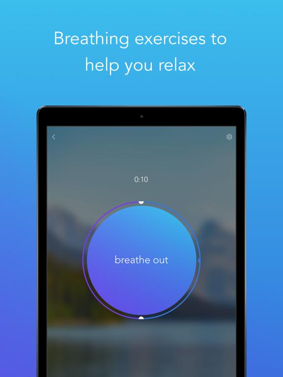 iPad Image of Calm