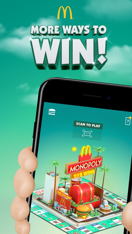 Monopoly at Macca's App NZ screenshot-0