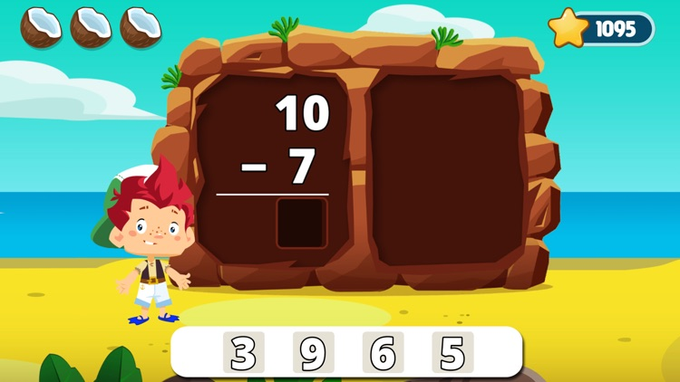 Math learning games for kids 1 screenshot-4