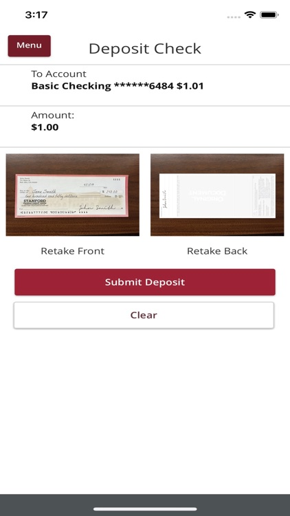 Stanford FCU Mobile Banking screenshot-4
