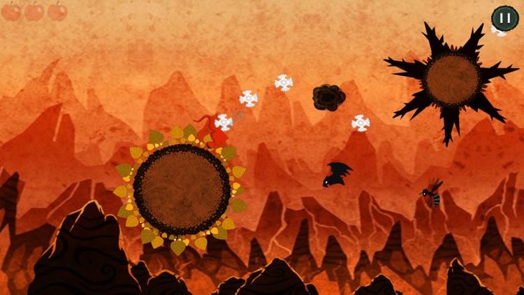 小紅帽歷險記:暗黑風格的跳躍冒險遊戲 screenshot-4