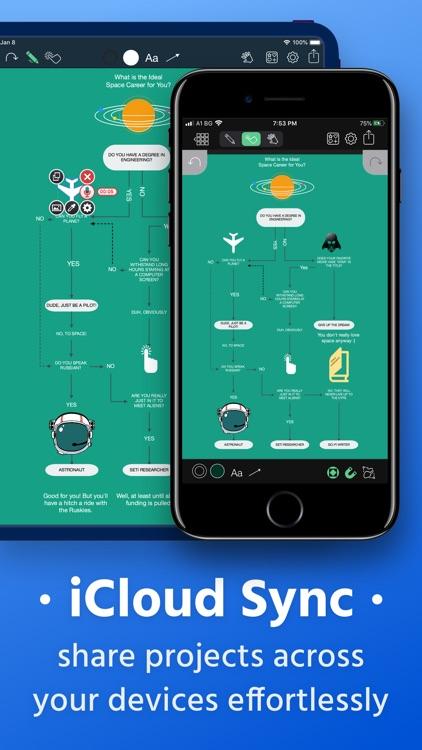 Grafio 4 - Diagram Maker screenshot-7