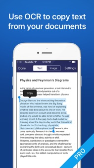 Scanner Mini by Readdle iphone images
