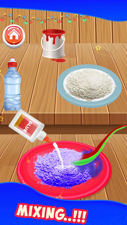 Squishy Slime Making Toy Game