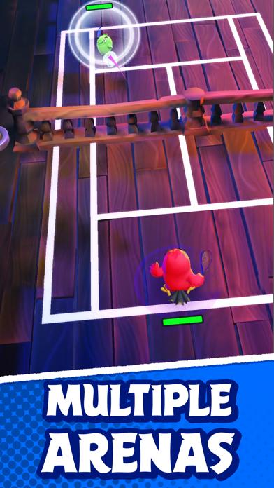 Angry Birds Tennis screenshot 4