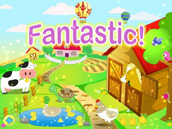 Farm Jigsaw Puzzles 123 iPadのおすすめ画像1