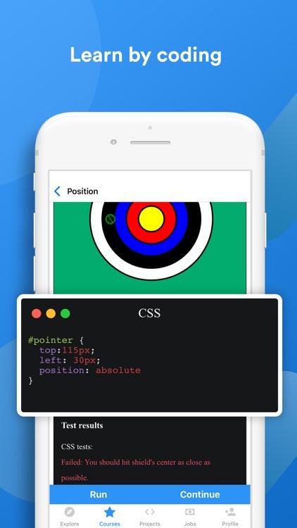 CodeNGo Academy: Learn To Code screenshot-4