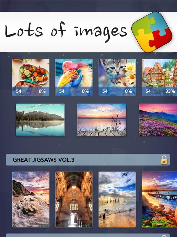Puzzles & Jigsaws Pro Screenshots