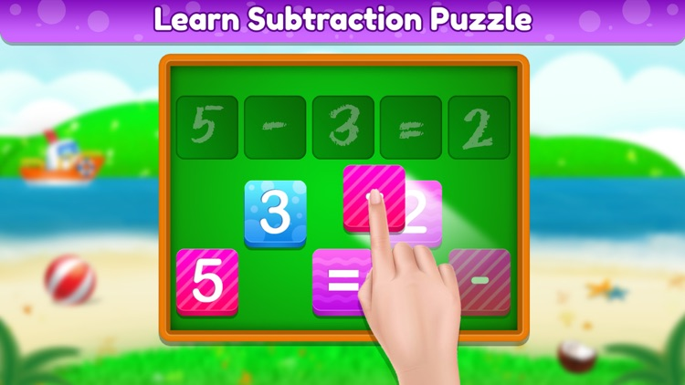 Easy Math Learning Game
