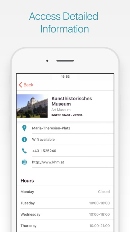 Vienna Travel Guide and Map