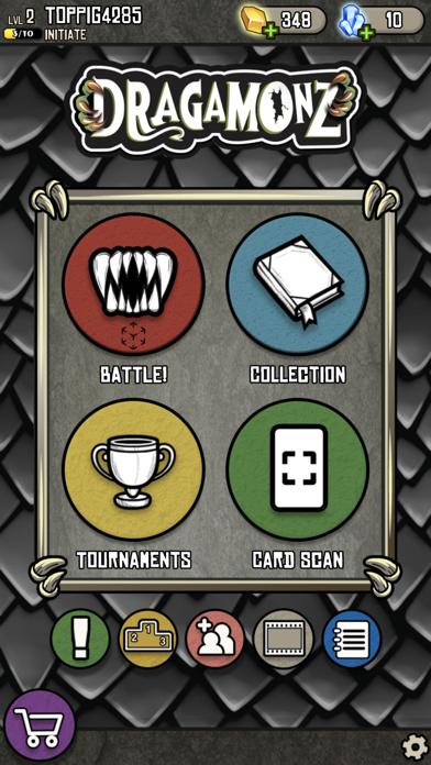 Dragamonz AR Battle screenshot 2