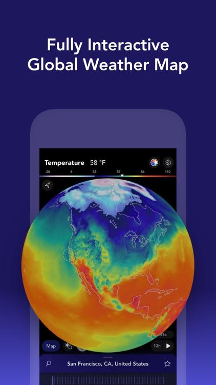 Saildrone Forecast - Weather screenshot-4