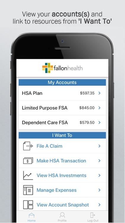 Fallon Health Benefit Bank