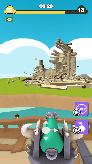 Crash of Pirate Screenshot 2