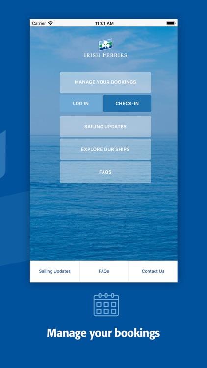 Irish Ferries screenshot-4