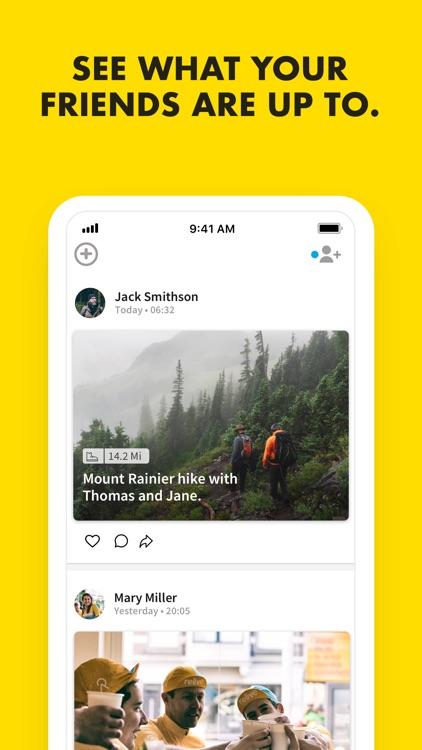 Relive: Run, Ride, Hike & more screenshot-4