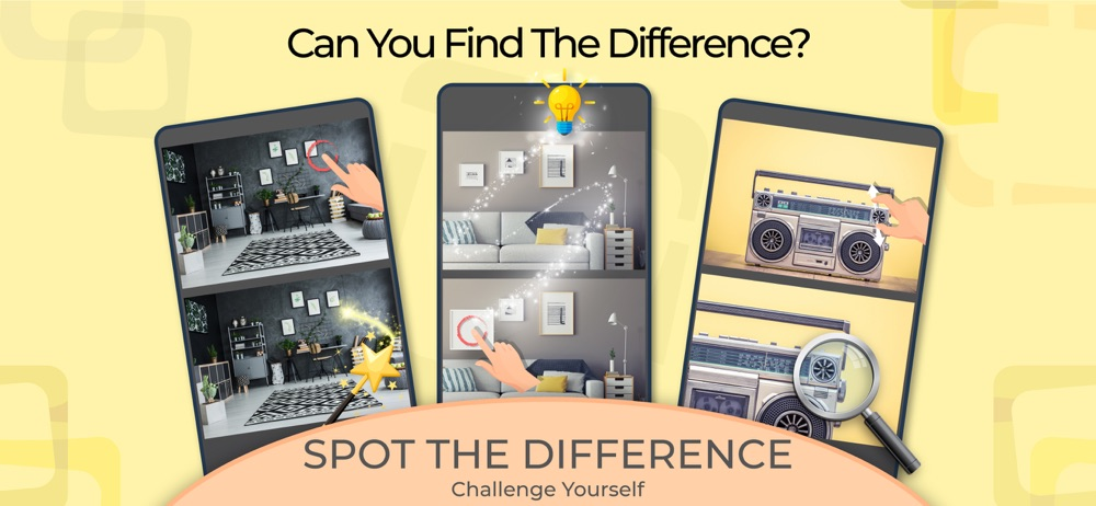 Spot The Difference – Find It Cheat Codes