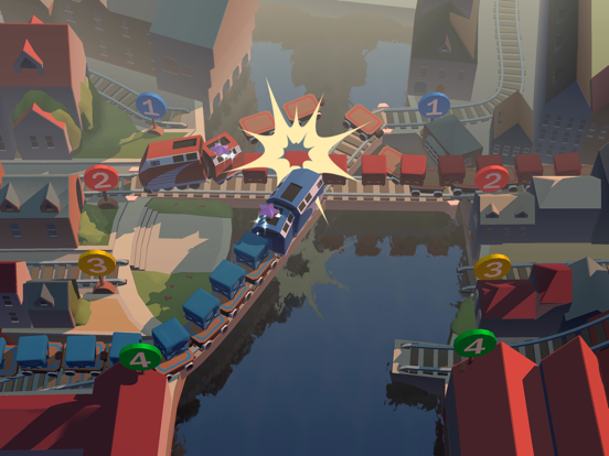 Screenshot #5 pour Train Conductor World