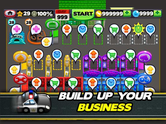 Tiny Auto Shop: Car Stop Baron-ipad-2