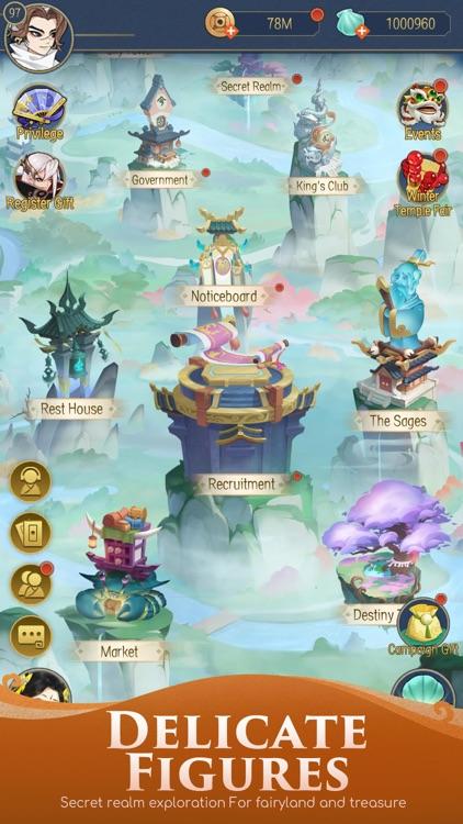 Ode To Heroes screenshot-4