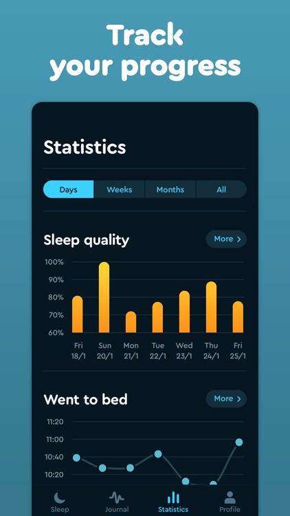 Sleep Cycle - Sleep Better screenshot-6