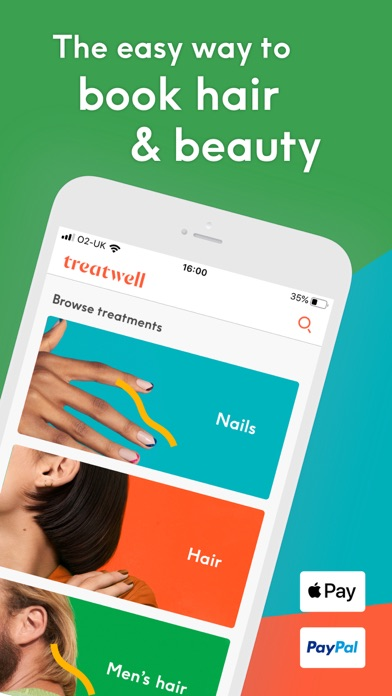Treatwell: hair & beauty