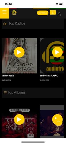 Audiofrica Artist