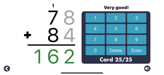‎MathEdge Multiplication Screenshot