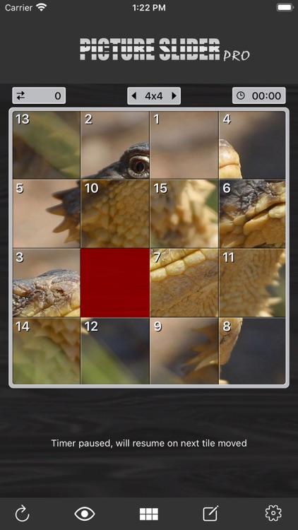 Picture Tile Slider Pro screenshot-0