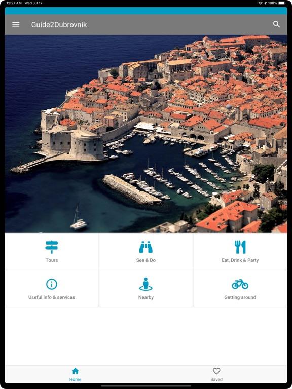 Guide2Dubrovnik - Audio Guide screenshot 10