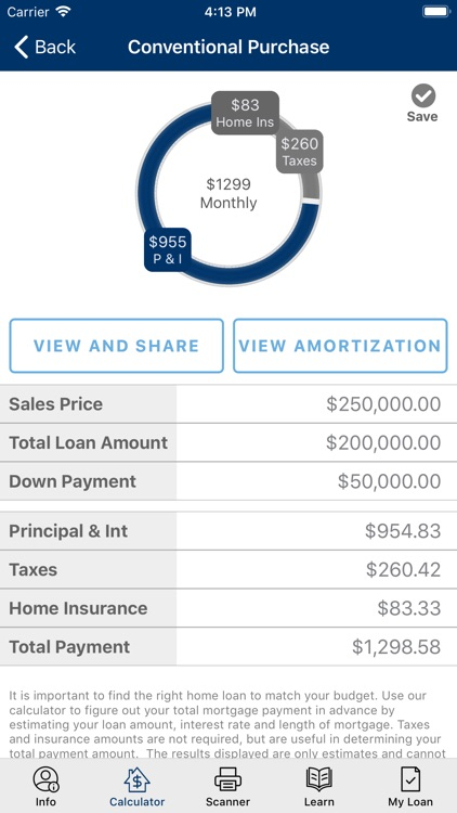 Accurate Mortgage Group screenshot-3