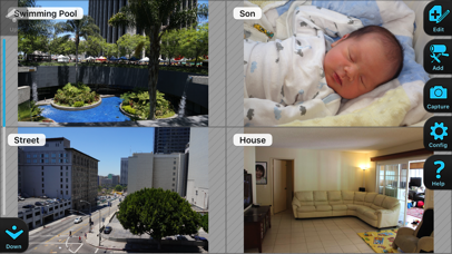 Screenshot for IP Cam Soft Pro in Germany App Store