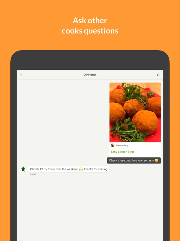 Cookpad - Recipe Sharing screenshot
