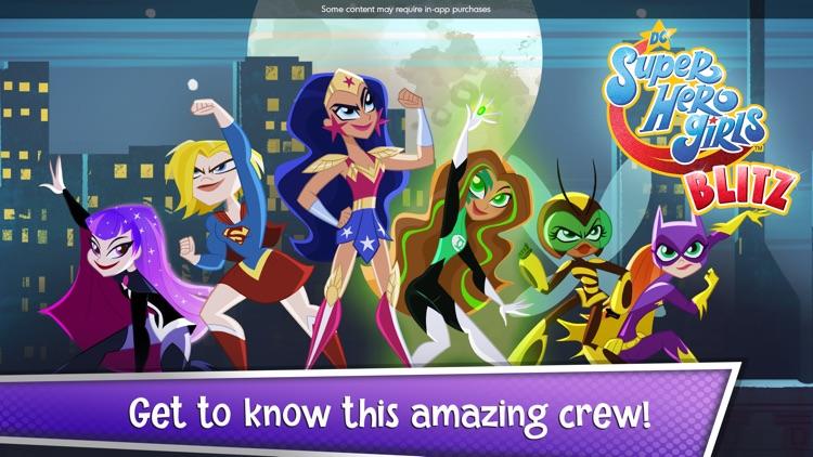 DC Super Hero Girls Blitz screenshot-8