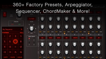 Magellan Synthesizer 2 screenshot 9