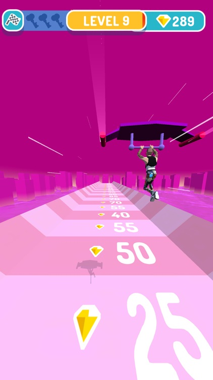Parkour Race 3D screenshot-5
