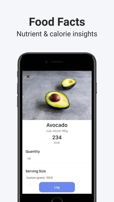 Calory: Simple Calorie Counter screenshot 10
