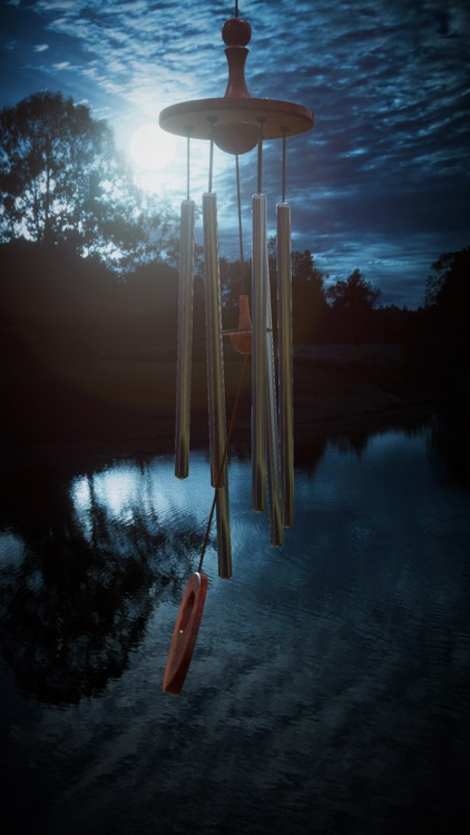 Breeze: Realistic Wind Chimes screenshot-2