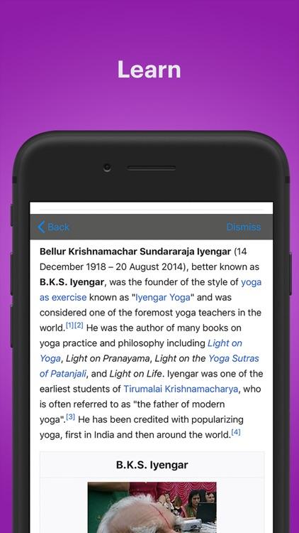Daily Yoga Quotes  - YogaQuote screenshot-3
